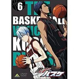 バンダイビジュアル BANDAI VISUAL 黒子のバスケ 6 【DVD】