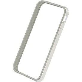 パワーサポート POWER SUPPORT iPhone 4S/4用 フラットバンパーセット (パールホワイト) PHC-60[PHC60]