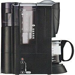 象印マホービン ZOJIRUSHI EC-VL60 コーヒーメーカー 珈琲通 ブラック [ミル付き][ECVL60]