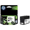 【あす楽対象】 HP 【純正】インクカートリッジ(増量・ブラック) HP 932XL(CN053AA)