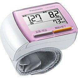 パナソニック Panasonic EW-BW13-M 血圧計 ライトピンク [手首式][EWBW13M]