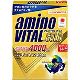 味の素 AJINOMOTO amino VITAL GOLD 【グレープフルーツ風味/14本】