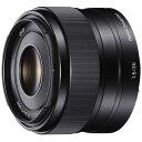 ソニー SONY カメラレンズ E 35mm F1.8 OSS【ソニーEマウント(APS-C用)】[SEL35F18C]
