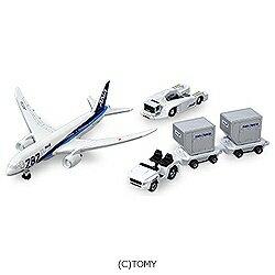 タカラトミー TAKARA TOMY トミカギフト 787エアポートセット(ANA)