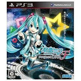セガゲームス SEGA Games 初音ミク -Project DIVA- F【PS3ゲームソフト】