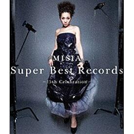 ソニーミュージックマーケティング MISIA/MISIA SUPER BEST RECORDS -15th Celebration- 通常盤 【CD】