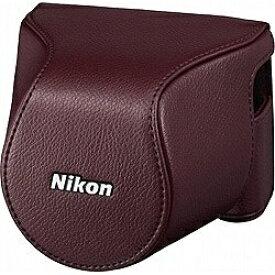 ニコン Nikon ボディーケースセット(ワインレッド) CB-N2200S BRD[CBN2200SBRD]