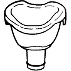 オムロン OMRON 吸入マスク小(1個入) NE-U10-2P[NEU102P]