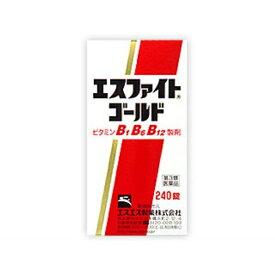 【第3類医薬品】 エスファイトゴールド(240錠)〔ビタミン剤〕【wtmedi】エスエス製薬 SSP