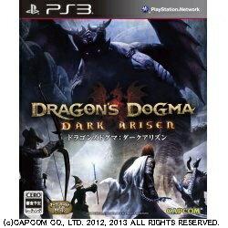 カプコン ドラゴンズドグマ:ダークアリズン【PS3ゲームソフト】