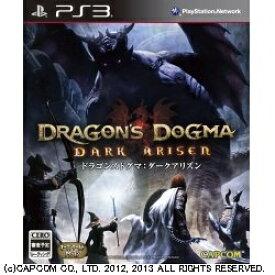 カプコン CAPCOM ドラゴンズドグマ:ダークアリズン【PS3ゲームソフト】