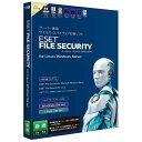 【送料無料】 キヤノンシステムソリューション 〔Win版 or Linux版/メディアレス〕 ESET File Security for Linux / Wi...