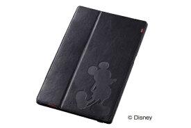 レイアウト rayout Xperia Tablet Z用 手帳型ケース 合皮タイプレザージャケット フラップタイプ 「ディズニー」(ミッキー) RT-DSO03EA/MK
