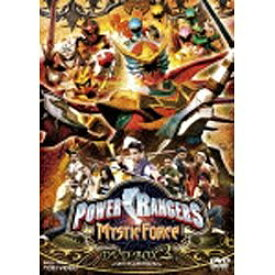 東映ビデオ Toei video POWER RANGERS MYSTIC FORCE DVD-BOX 2 [完] 【DVD】