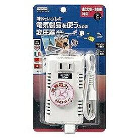 ヤザワ YAZAWA 変圧器 (ダウントランス)(80W) HTDC240V80W