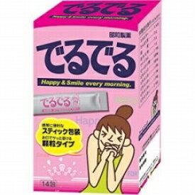 昭和製薬 Shouwa Seiyaku 【wtcool】でるでる 顆粒タイプ 14包【代引きの場合】大型商品と同一注文不可・最短日配送