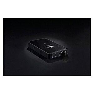 ALPHADESIGNLABS 【ハイレゾ音源対応】ヘッドホンアンプ DAC付(ブラック) ADL-X1-BLK[ADLX1BLK]