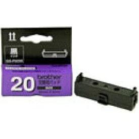 ブラザー brother スタンプクリエーター用交換パッド サイズ20 黒(50mm×6mm) QS-P20B[QSP20B]