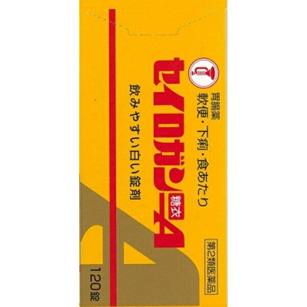 【第2類医薬品】 セイロガン糖衣APTP包装(120錠)〔下痢止め〕大幸薬品