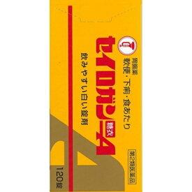 【第2類医薬品】 セイロガン糖衣APTP包装(120錠)〔下痢止め〕【rb_pcp】大幸薬品