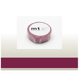 カモ井加工紙 KAMOI mt マスキングテープ(ワイン) MT01P195
