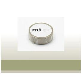 カモ井加工紙 KAMOI mt マスキングテープ(ベージュ) MT01P200