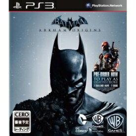 ワーナーブラザースジャパン Warner Bros. バットマン:アーカム・ビギンズ【PS3ゲームソフト】