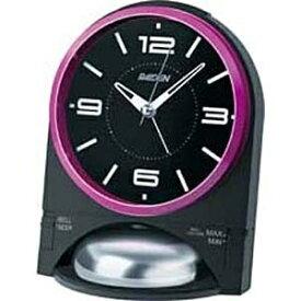 セイコー SEIKO 目覚まし時計 PYXIS 黒 NR436K [デジタル][目覚まし時計 大音量 秒針静音]