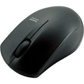 エレコム ELECOM M-BT12BRBK マウス ブラック [IR LED /3ボタン /Bluetooth /無線(ワイヤレス)][MBT12BRBK]