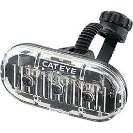 キャットアイ CATEYE 補助ライト フラッシングライト セーフティライト オムニ 3 Omni 3 Front (ホワイトLED)TL-LD135-F[TLLD135F]