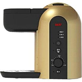 UCC上島珈琲 ユーシーシー EP31-GS カプセル式コーヒーメーカー Pelica(ペリカ)プラス シャインゴールド[EP31]