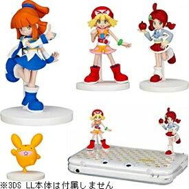 セガ SEGA ぷよぷよフィギュア付き3DS LLカバーセット【3DS LL】