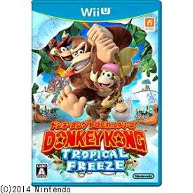 任天堂 Nintendo ドンキーコング トロピカルフリーズ【Wii Uゲームソフト】