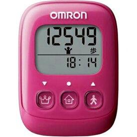 オムロン OMRON HJ-325-PK 歩数計 ピンク [装着フリー][HJ325PK]