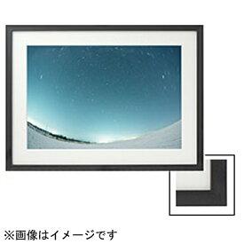 チクマ Chikuma 木製デザインフレーム FI-Series(2L/メタリックブラック)[モクセイガクFIブラック2L]