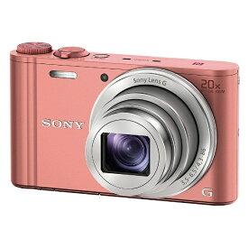 ソニー SONY DSC-WX350 コンパクトデジタルカメラ Cyber-shot(サイバーショット) ピンク[DSCWX350PC]