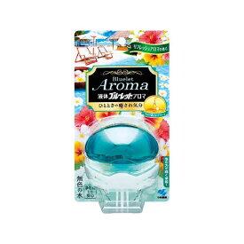 小林製薬 Kobayashi 液体ブルーレットアロマ リフレッシュアロマの香り 無色の水 本体〔トイレ用洗剤〕【wtnup】