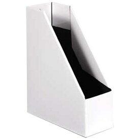 エトランジェ etranger [収納用品] マガジンボックス ホワイト(サイズ:A4) SLD2-52-01[SLD25201]