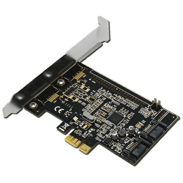 AREA(エアリア) SATAIII(6Gbps・2ポート)増設用 PCI Express x1ボード RAID JET SD-PESA3-2RL[SDPESA32RL]