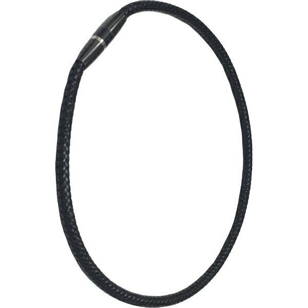 ファイテン PHITEN RAKUWAネックX50 ハイエンドIII(ブラック/50cm) 0214TG620053《ビックカメラモデル》【point_rb】