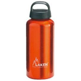 LAKEN ラーケン アルミ水筒 LAKEN クラシック(0.6L/オレンジ) PL-31
