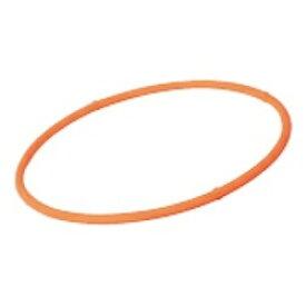 ファイテン PHITEN RAKUWA磁気チタンネックレスS(オレンジ/55cm )0214TG605454