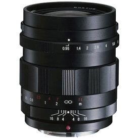 フォクトレンダー Voigtlander カメラレンズ 25mm F0.95 TypeII NOKTON(ノクトン) ブラック [マイクロフォーサーズ /単焦点レンズ][ノクトン25F095タイプ2]