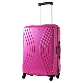 アメリカンツーリスター American Tourister TSAロック搭載スーツケース Vivolite Spinner70(75L) 35R20003 Hot Pink
