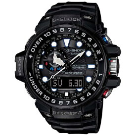 カシオ CASIO G-SHOCK(G-ショック) 「Master of G GULFMASTER(マスターオブG ガルフマスター) TOUGH MVT. MULTI BAND 6」 GWN-1000B-1AJF