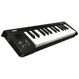 コルグ KORG USB MIDIキーボード・コントローラー(25鍵) MICROKEY-25[MICROKEY25]