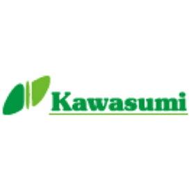 カワスミ Kawasumi フレキシブルミラーL ブラック