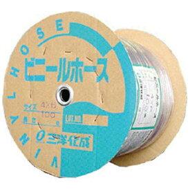 三洋化成 SANYOKASEI 透明ホース6×8 100mドラム巻[TM68D100T]