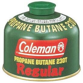 コールマン Coleman 純正LPガス燃料 Tタイプ(230g) 5103A230T