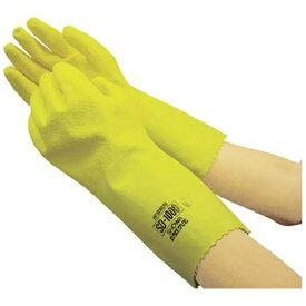 ショーワグローブ SHOWA SD−1000耐溶剤用手袋 Lサイズ イエロー SD1000L